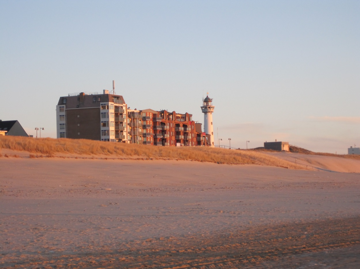 Strand in Egmond aan Zee