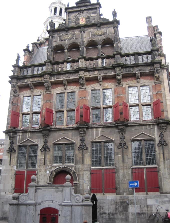 Tradition in den Niederlanden