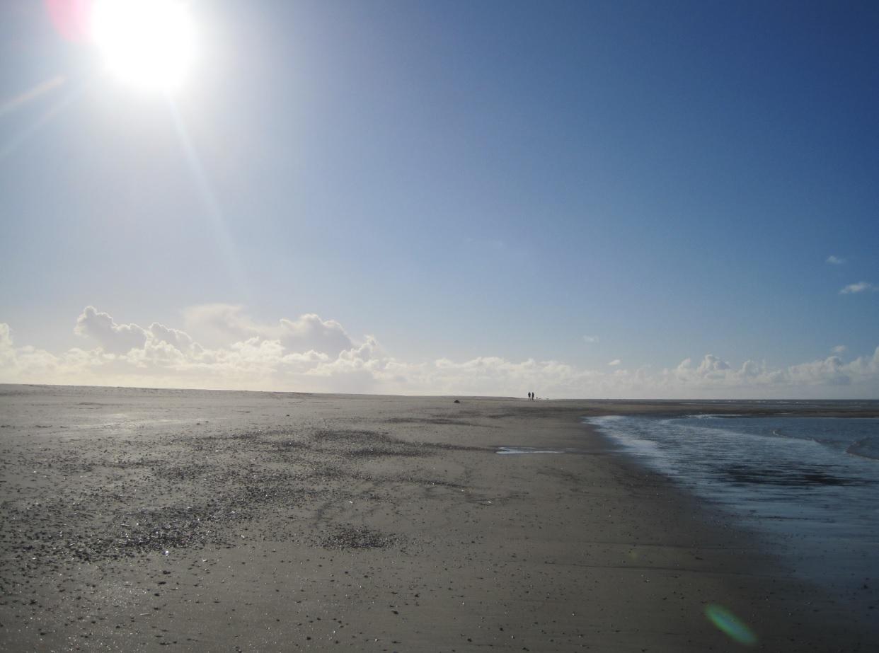 Urlaub in Holland an der Nordsee