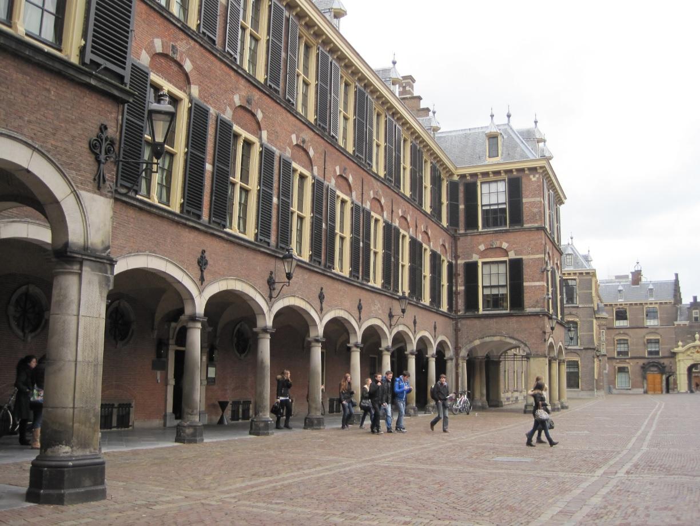 Den Haag in den Niederlanden
