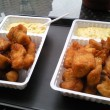 Kibbeling in Holland