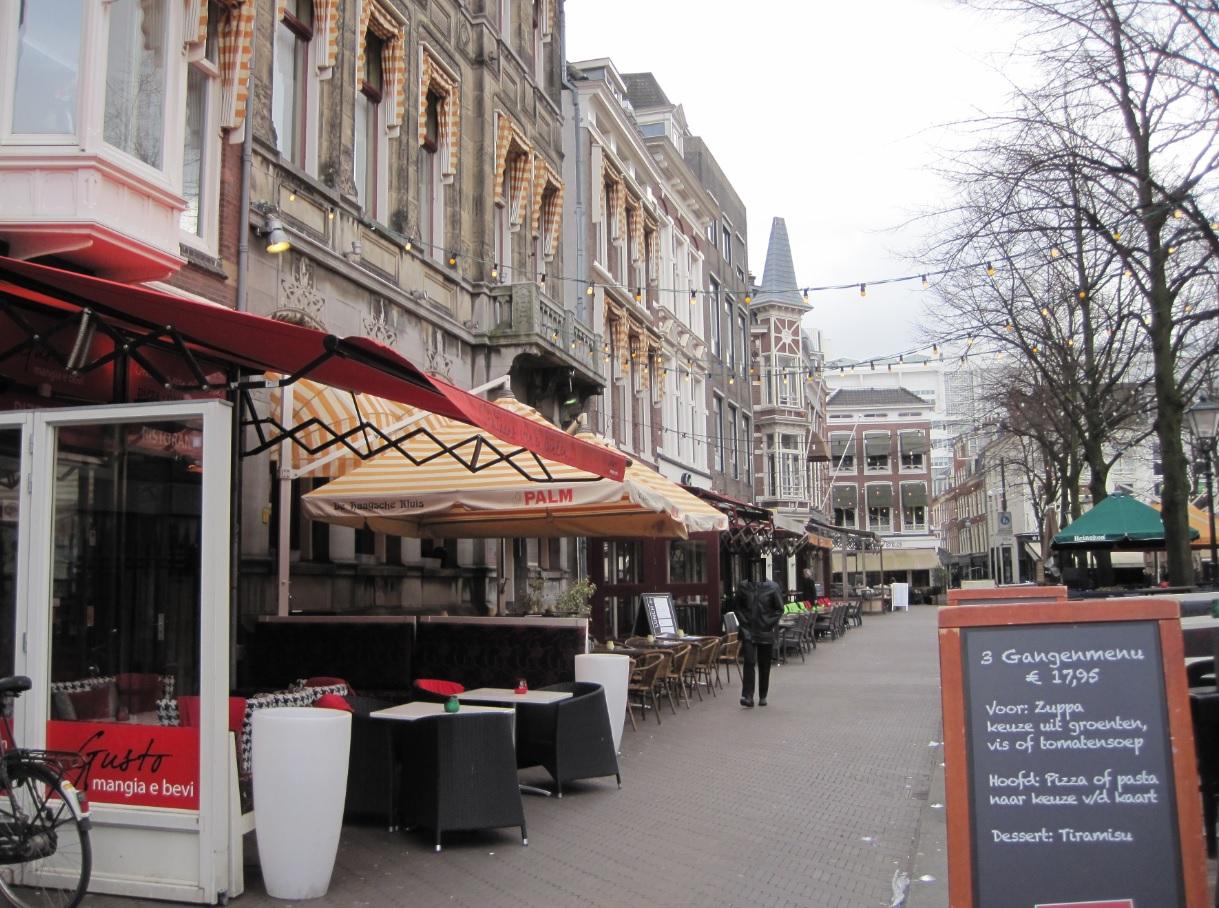 Shopping in den Niederlanden