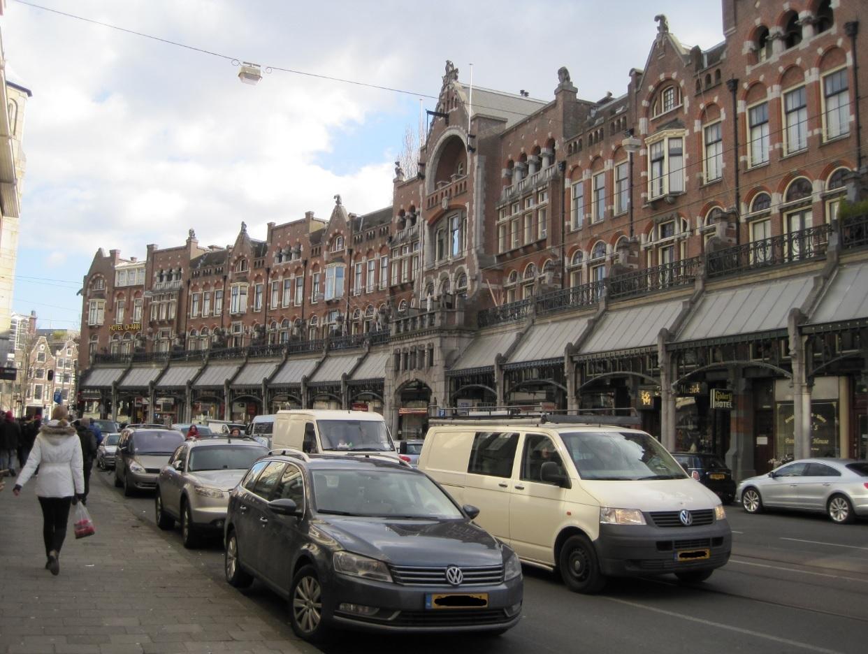 Verkehr in Amsterdam