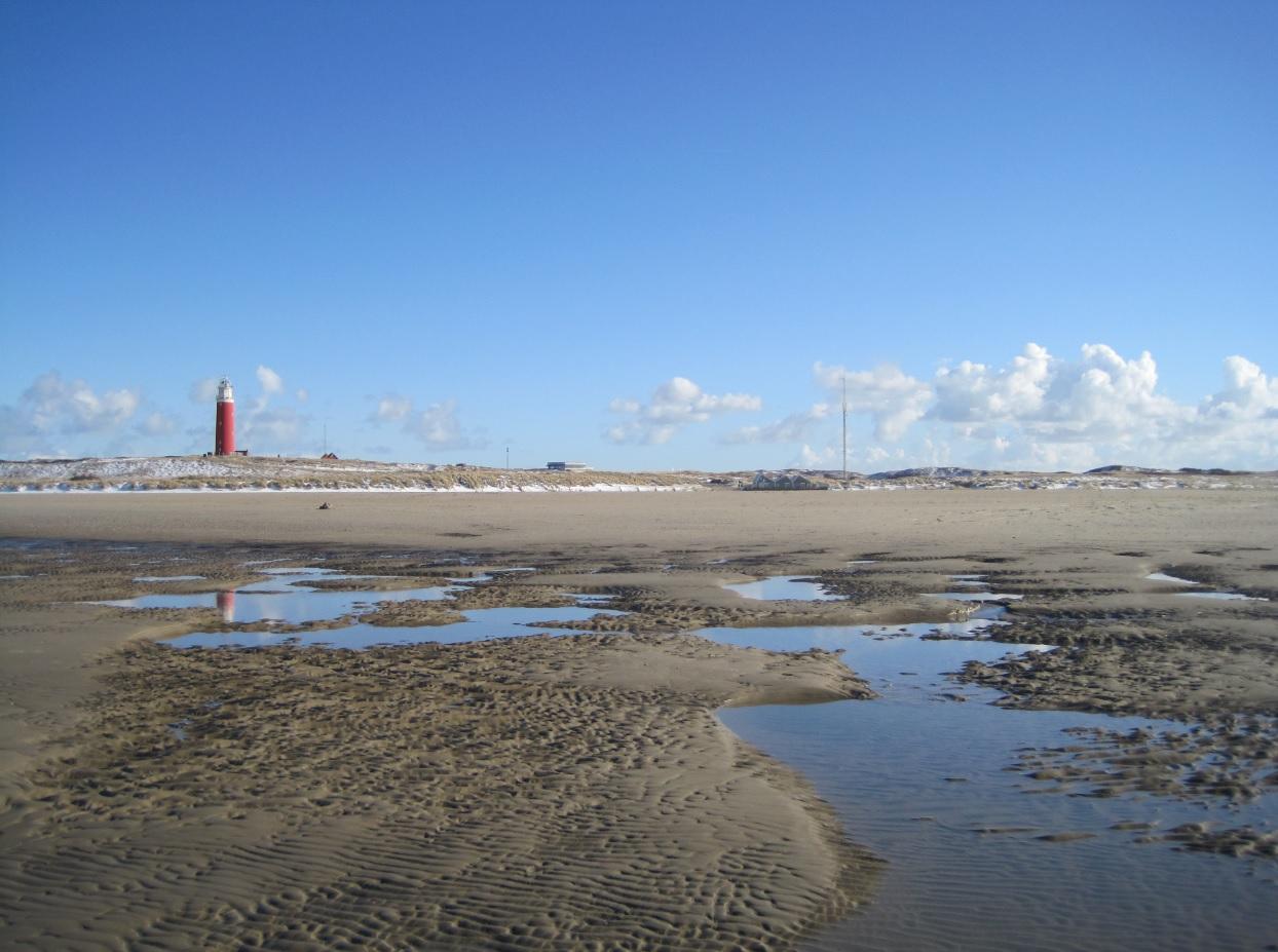 Winter auf Texel