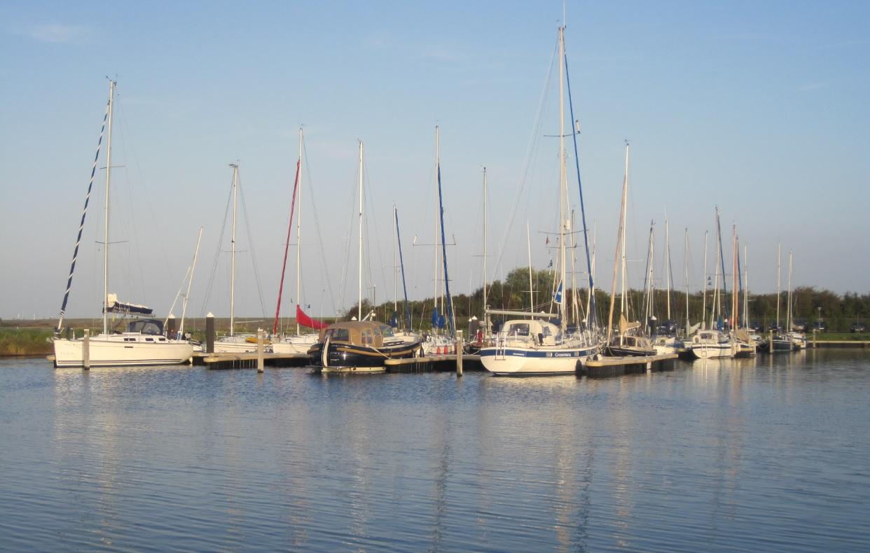 Hafen von Bruinisse