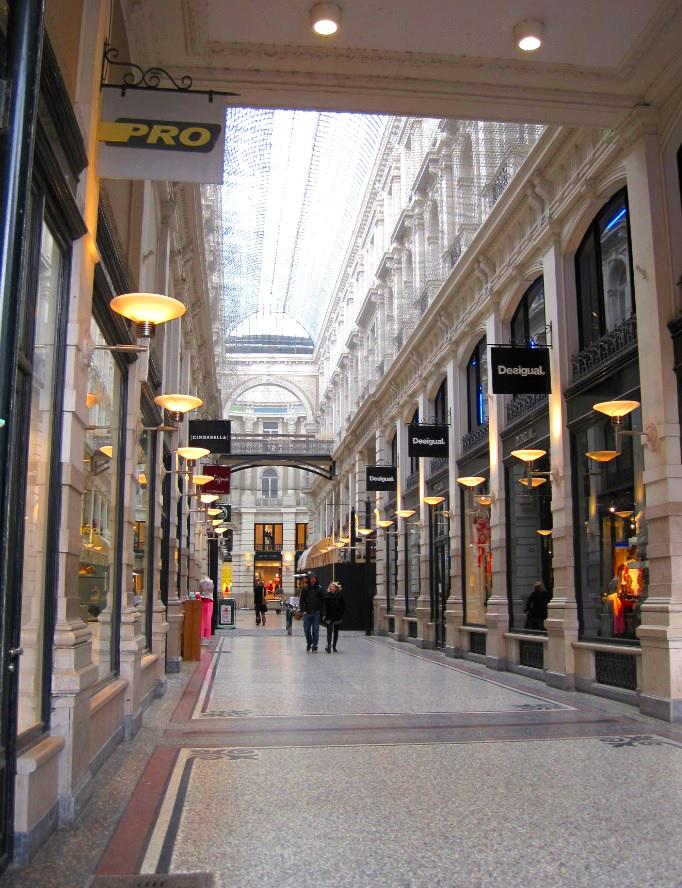 Passage in Den Haag