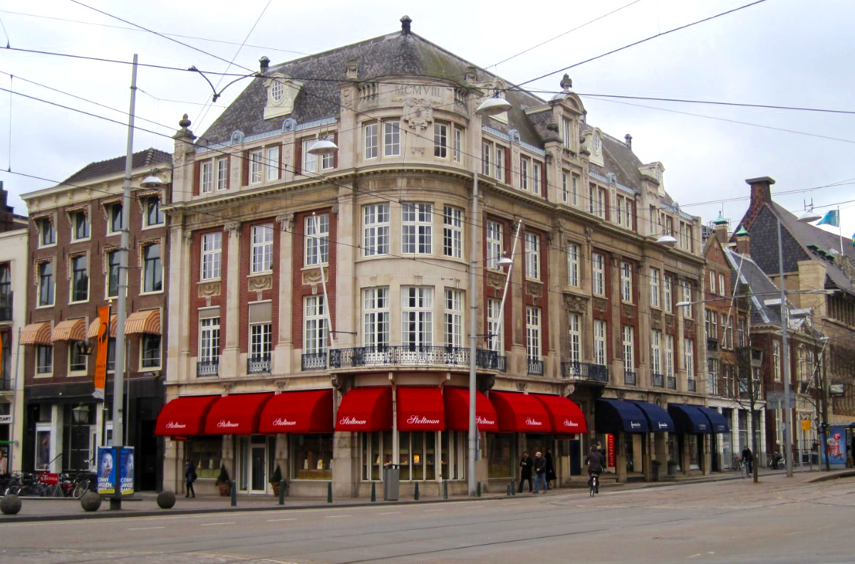 Shopping in Den Haag