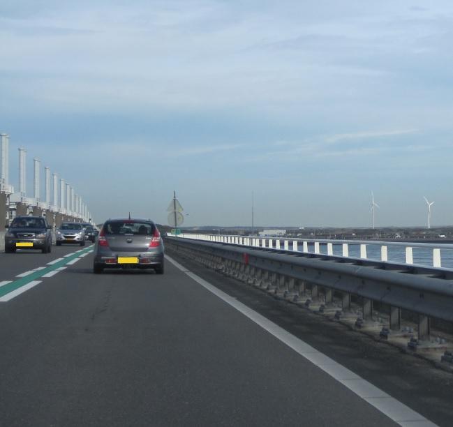 Autofahren in Holland