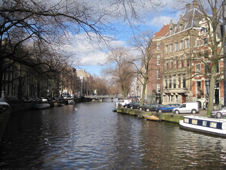 Grachten in Amsterdam erleben