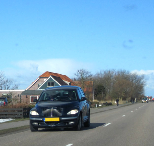 Straßen in den Niederlanden