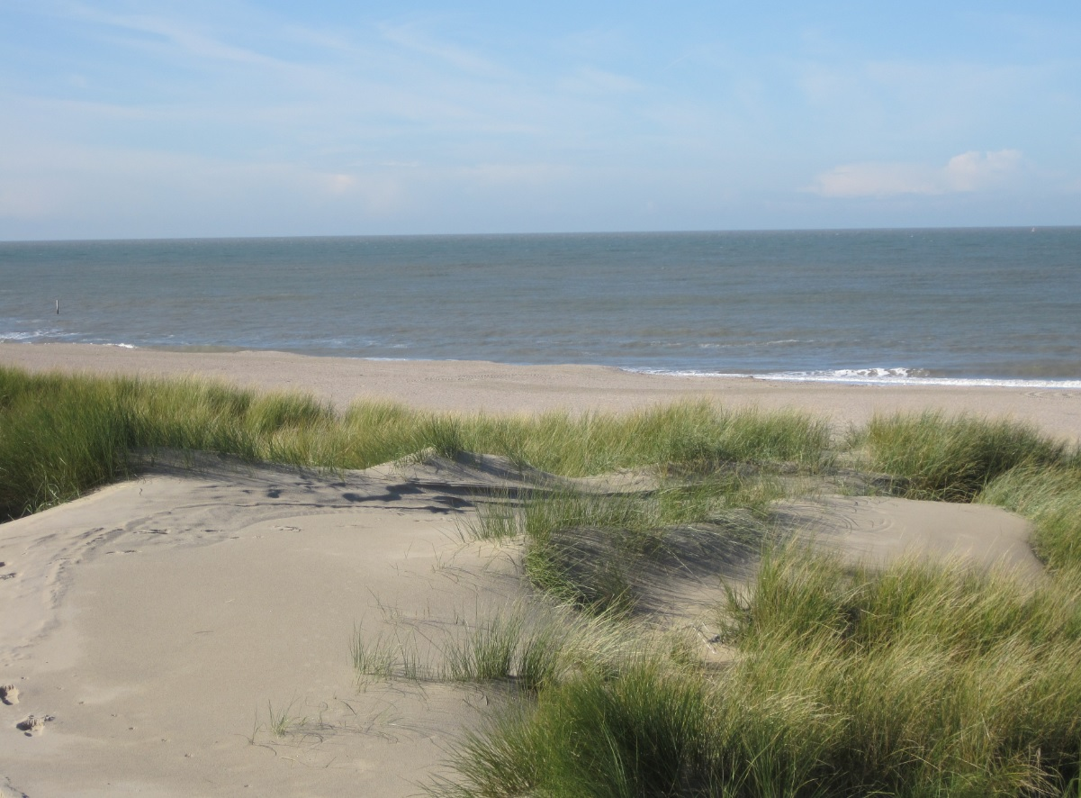 Nordsee in Holland
