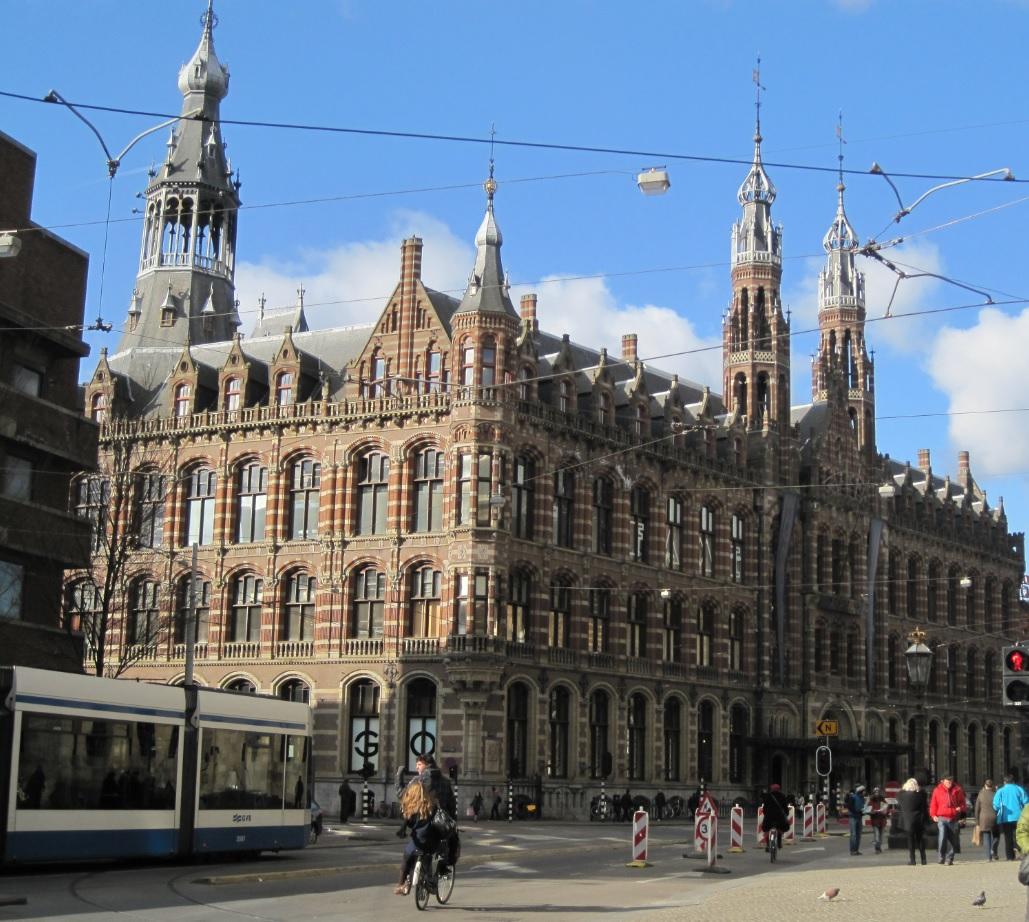 Wochenende in Amsterdam (Niederlande)