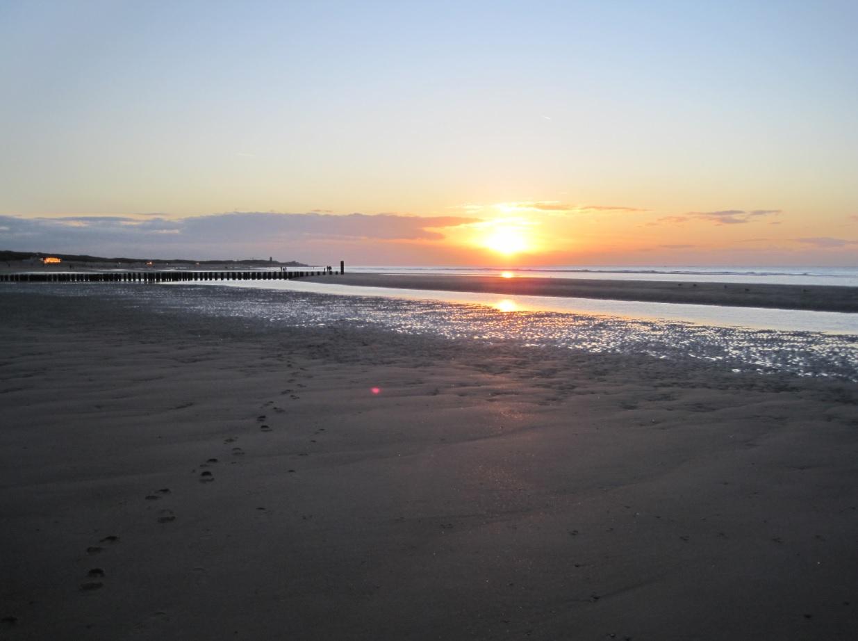 Küste in Zeeland