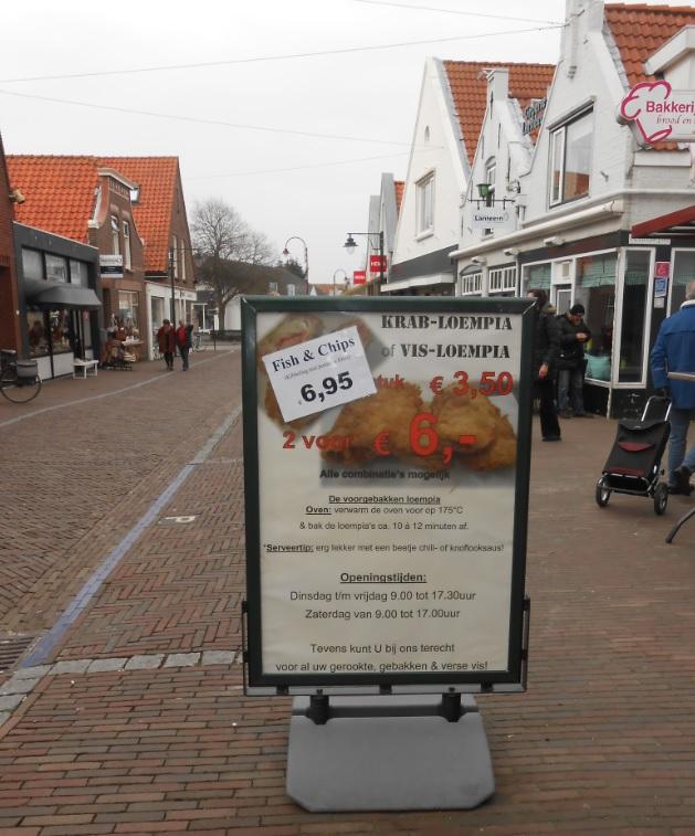 Kibbeling in Ouddorp