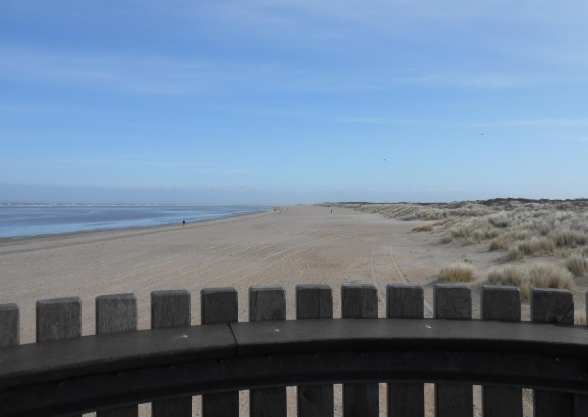 Sandstrand von Ouddorp