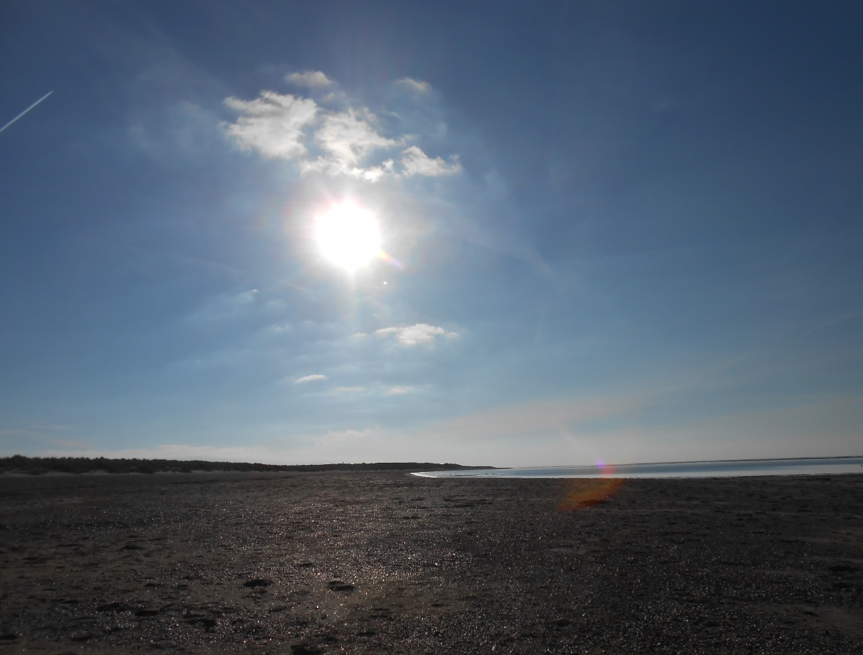Strand in Ouddorp Nordsee