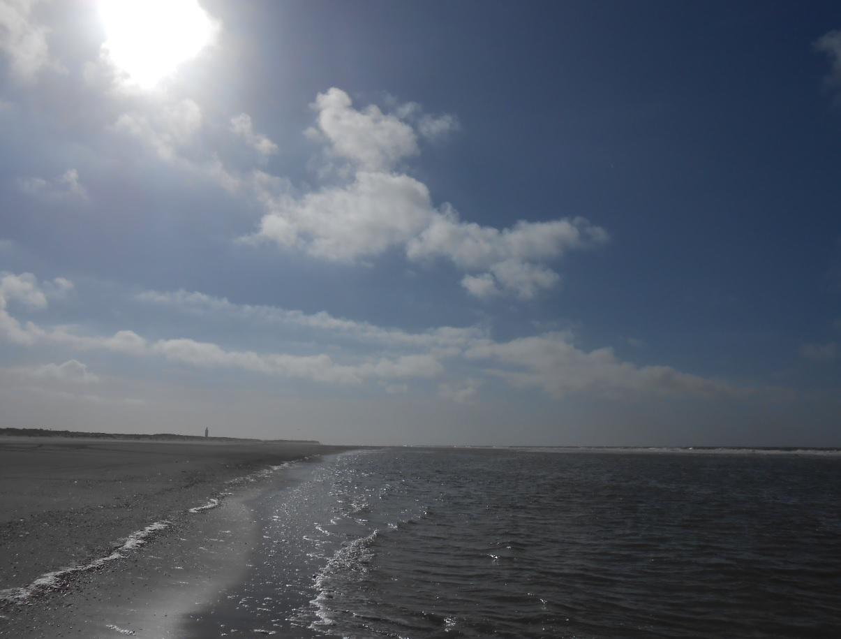 Badeurlaub in Holland