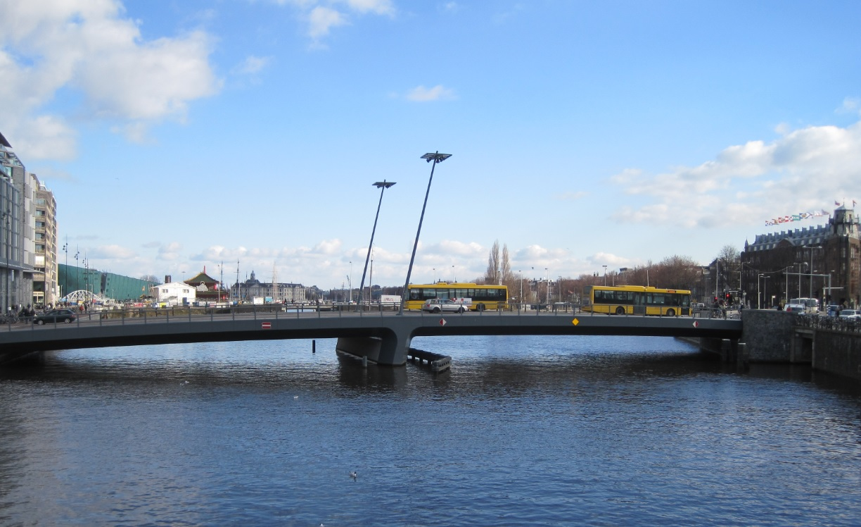 Grachten in Amsterdam