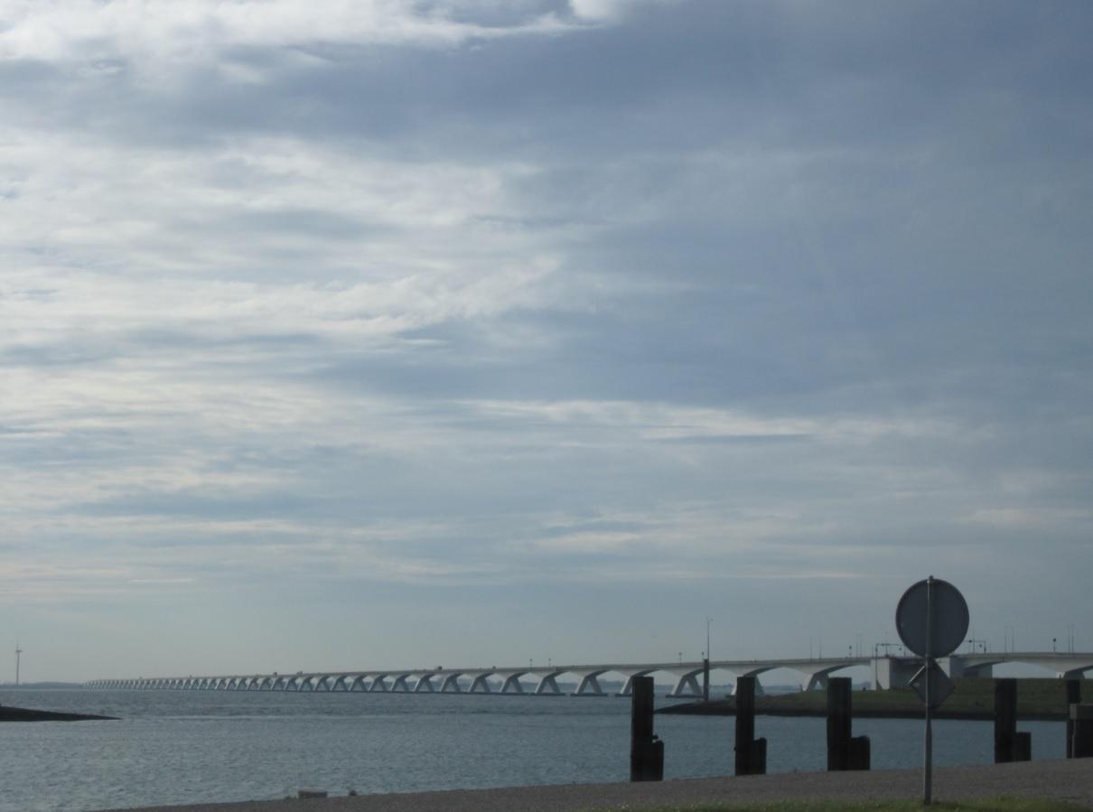Brücken bei Zeeland