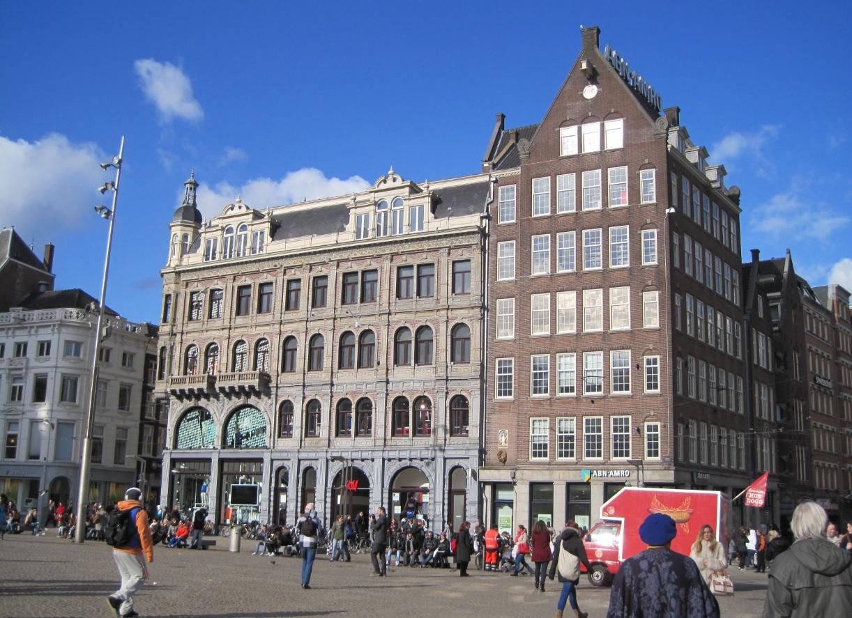 Shopping Mekka Amsterdam