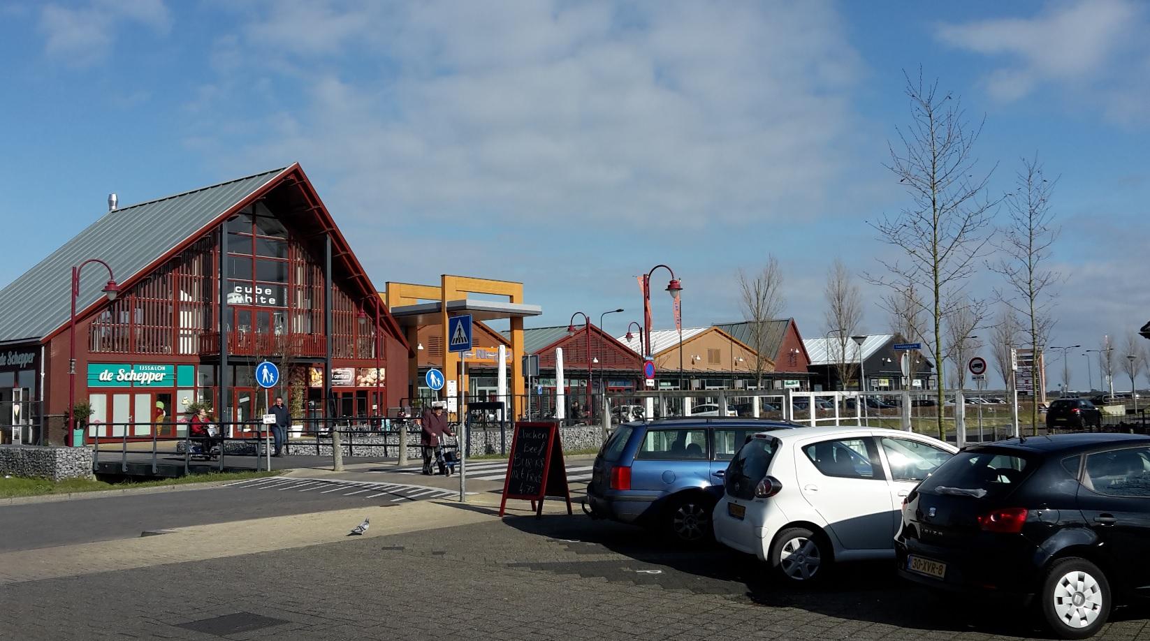 Einkaufszentrum Julianadorp