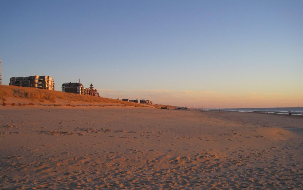 Strand bei Egmond aan Zee